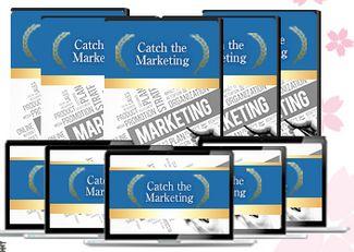 Catch the Marketing 特典 レビュー キャッチザマーケティング